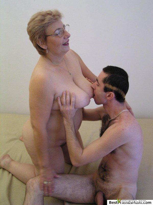 Фото секс старух с молодым